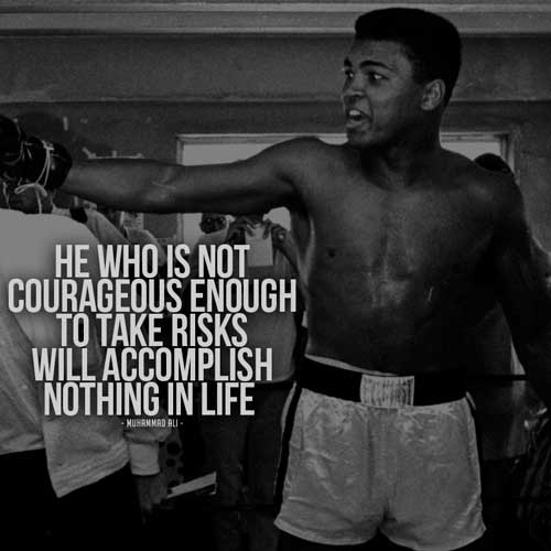 The Greatest Muhammad Ali Quotes - Quotes Of A Champion!