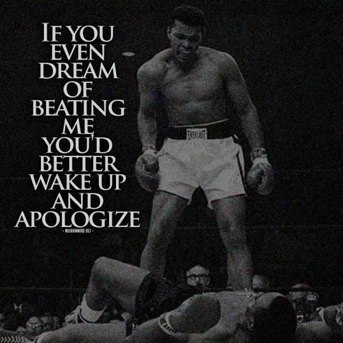 The Greatest Muhammad Ali Quotes Quotes Of A Champion