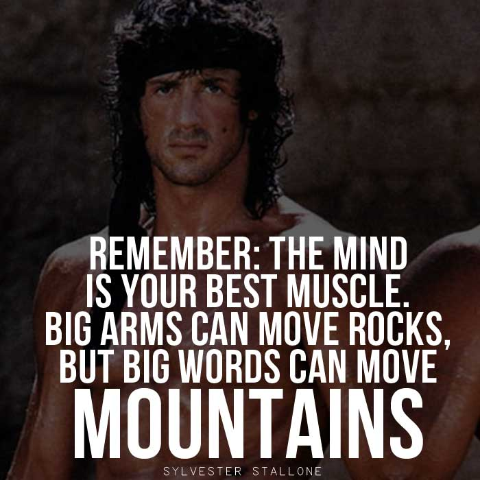 Epic Rocky Balboa Quotes & Sylvester Stallone Speeches