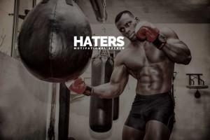 haters motivational speech