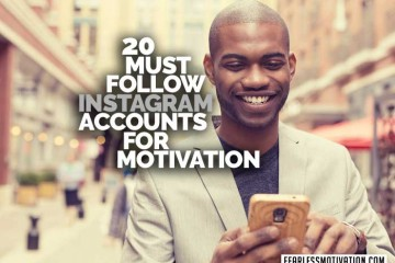 best instagram accounts for motivation