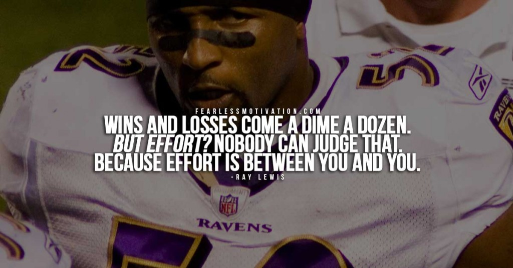 Famous Ray Lewis Football Quote: 10 Of The Best Ray Lewis Quotes