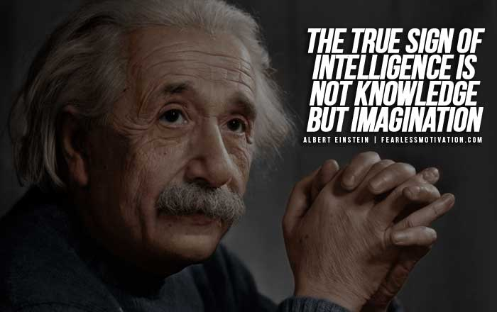 11 Of The Best Inspirational Quotes From Albert Einstein Fearless Motivation Motivational