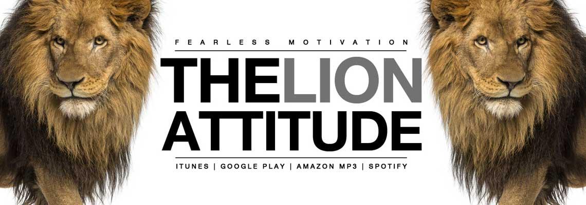 LION-ATTITUDE-MOTIVATION-BANNER