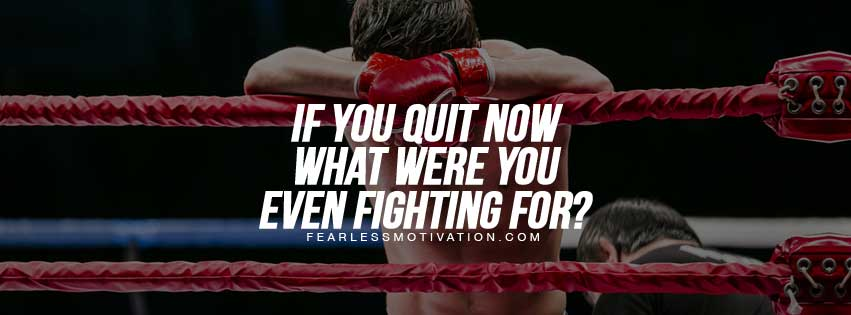 free Facebook covers quotes never quit