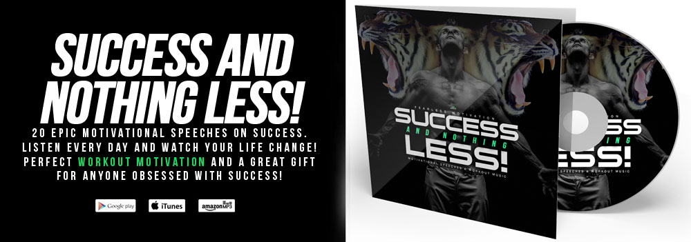 success and nothing less motivational music