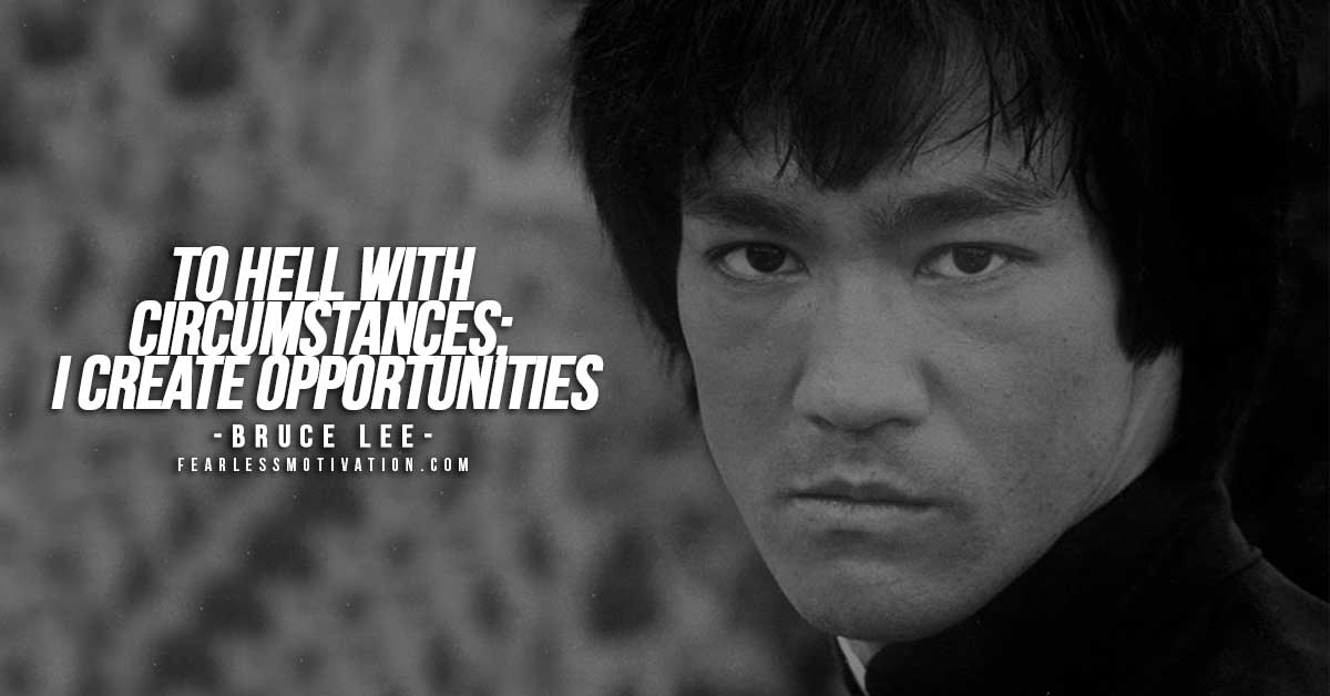 Bruce Lee Top 10 Rules For Success & Famous Quotes
