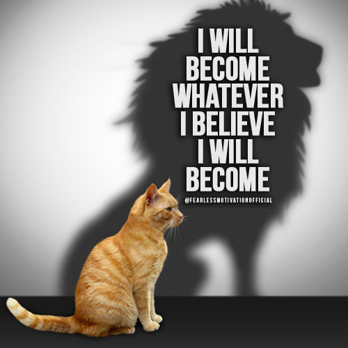 lion quotes-believe-it-achieve-it