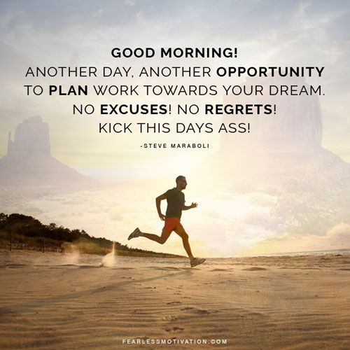 Healthy Good Morning Quotes: Start Your Morning With Motivation! 5 Easy Steps To Change