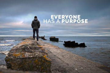 everyone has a purpose