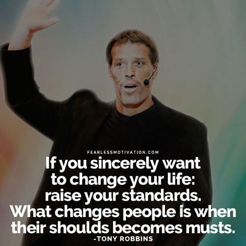 Inspirational Quotes On Life: The 10 Best Tony Robbins Quotes That Will Change Your Life