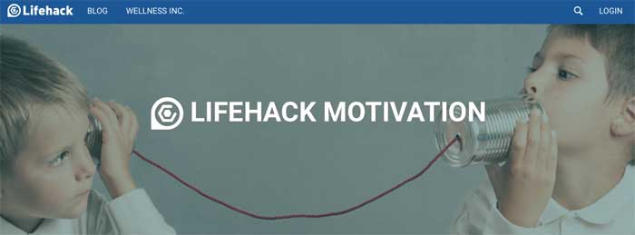top motivational blogs life hack