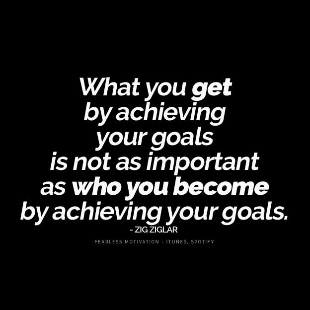 goals can make you happier