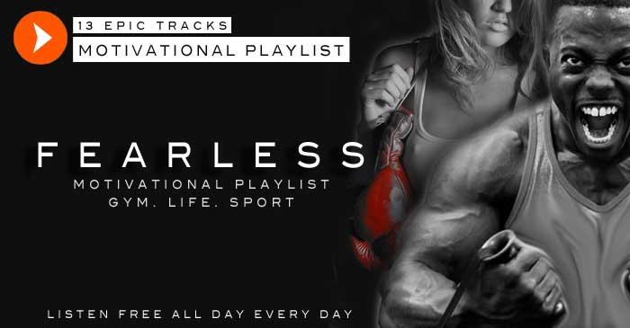 playlist di musica motivazionale
