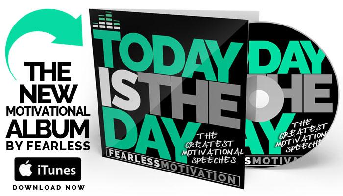 oggi è il giorno più grandi discorsi motivazionali