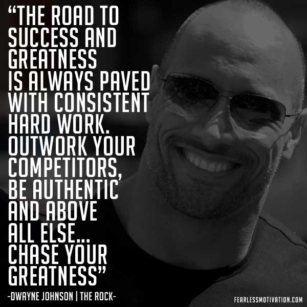 Quotes by Dwayne Johnson