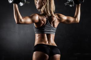 women bodybuilding photos