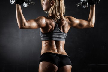 women bodybuilding photos