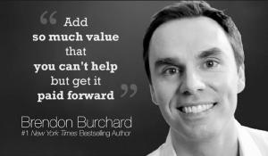Brendon Burchard - Image via: imwarriortools.com