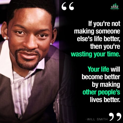 will smith quotes better other