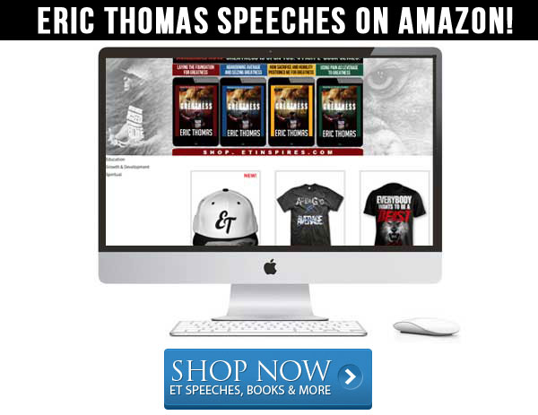 eric thomas motivational speaker amazon mp3