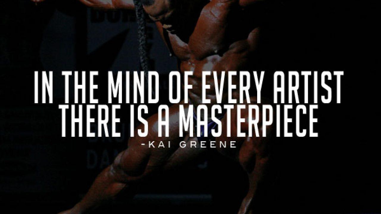 How To Train And Grow Like Kai Greene Kai Green Training