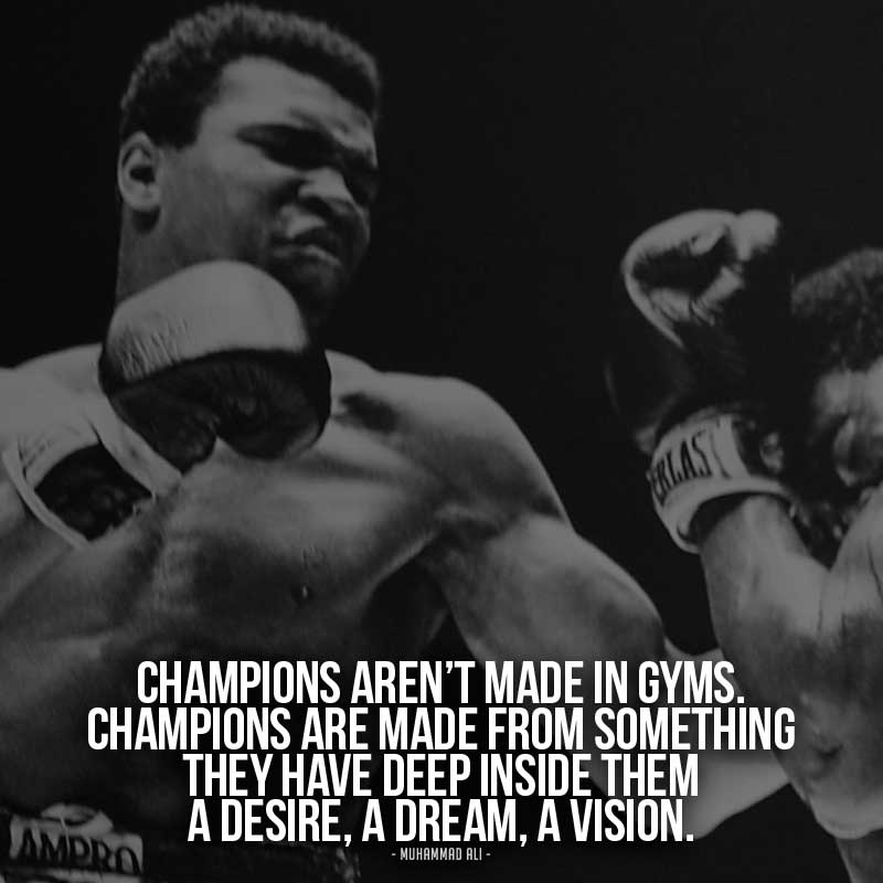 Superieur Muhammad Ali Quotes. U201c
