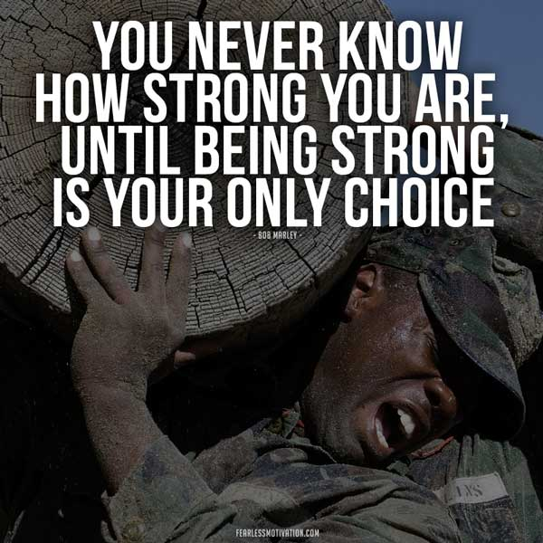 army ranger motivation