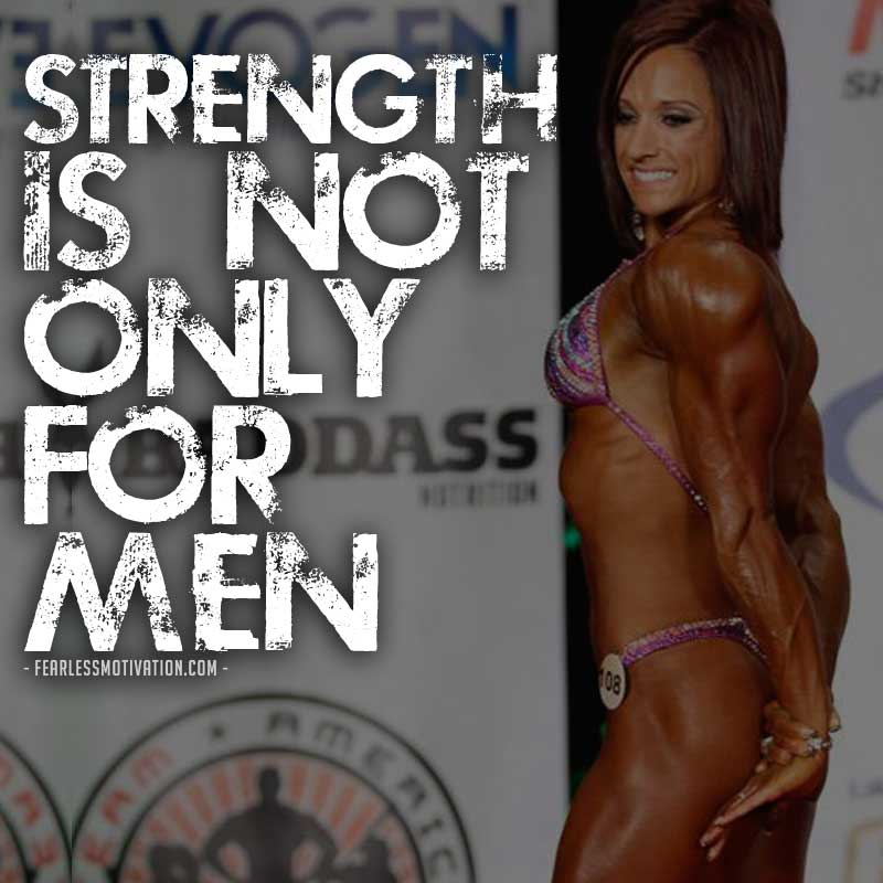 female bodybuilding Melissa Lesage
