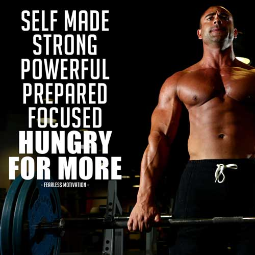 bodybuilding motivation focus