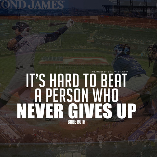 Inspirational Sports Quotes: 26 Famous Inspirational Sports Quotes : In Pictures Fearless