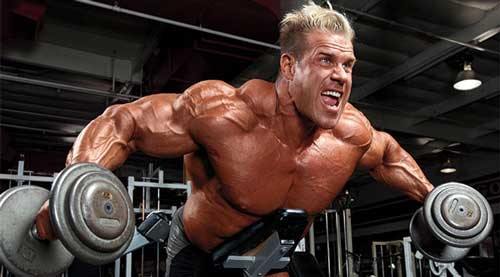 Jay cutler - greatest bodybuilder of all time