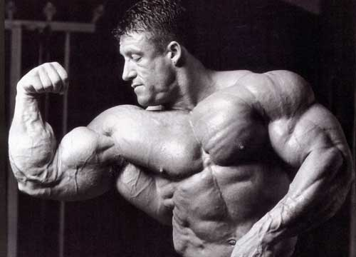 Dorian Yates - Greatest Bodybuilder of all time