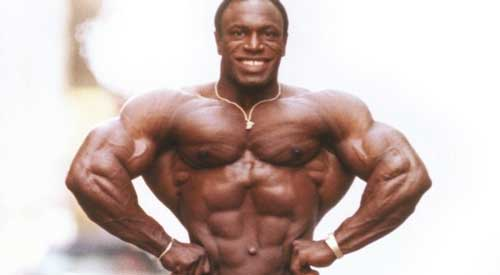 Less Hanley Bodybuilder