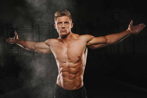 eat like a bodybuilder -get the perfect fitness model body, Muscles