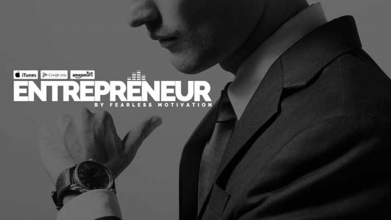 entrepreneur motivation self made motivational speech