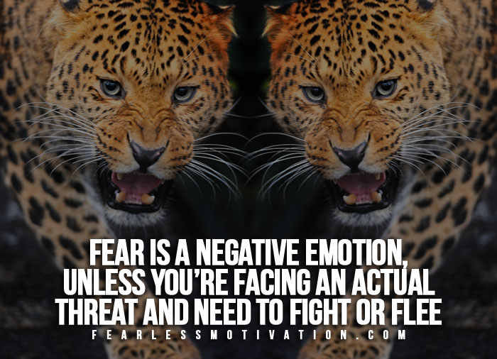 deepak chopra quotes fear
