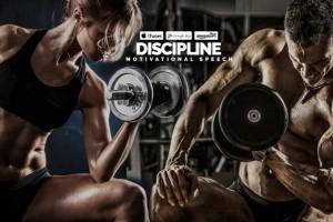discipline motivational speech