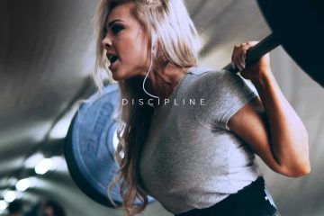 discipline motivational speech
