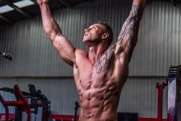 joe pitt fitness bodybuilder