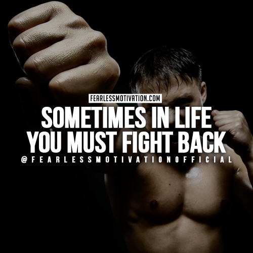 fight back best sporting motivational speech