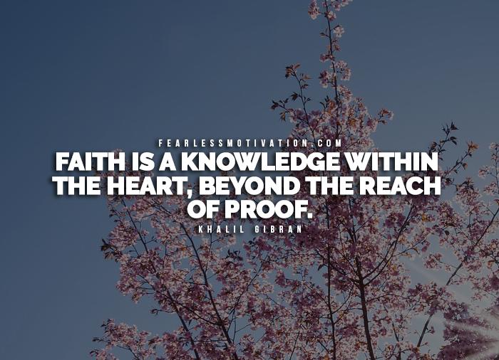 25 delle citazioni più famose sulla fede 5