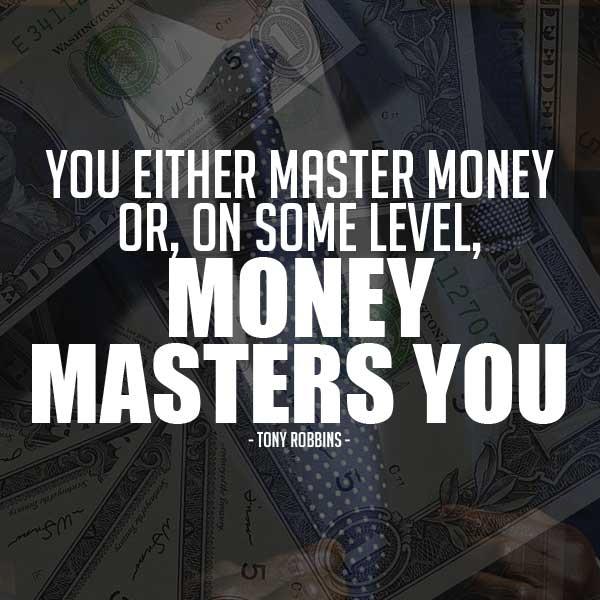 Entrepreneurs quotes tony robbins