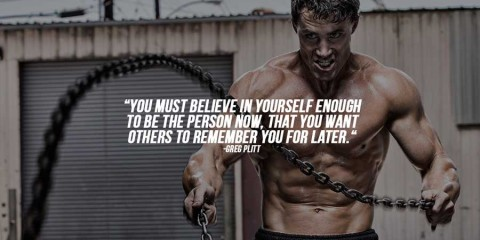 greg plitt quotes