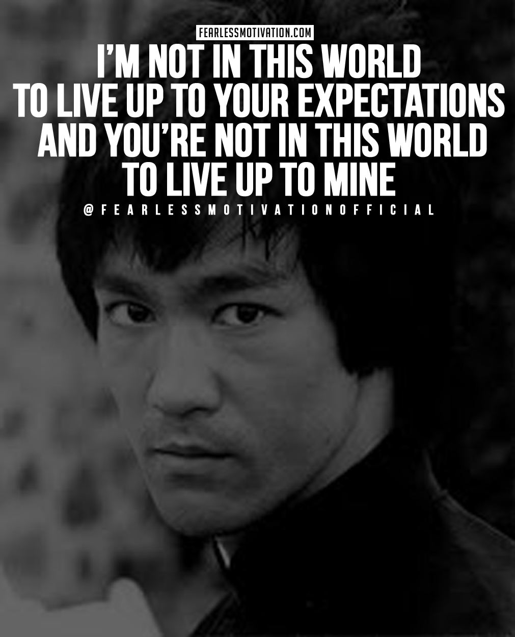 Connu Top 10 Bruce Lee Quotes to Step Up Your Mental Game JR57