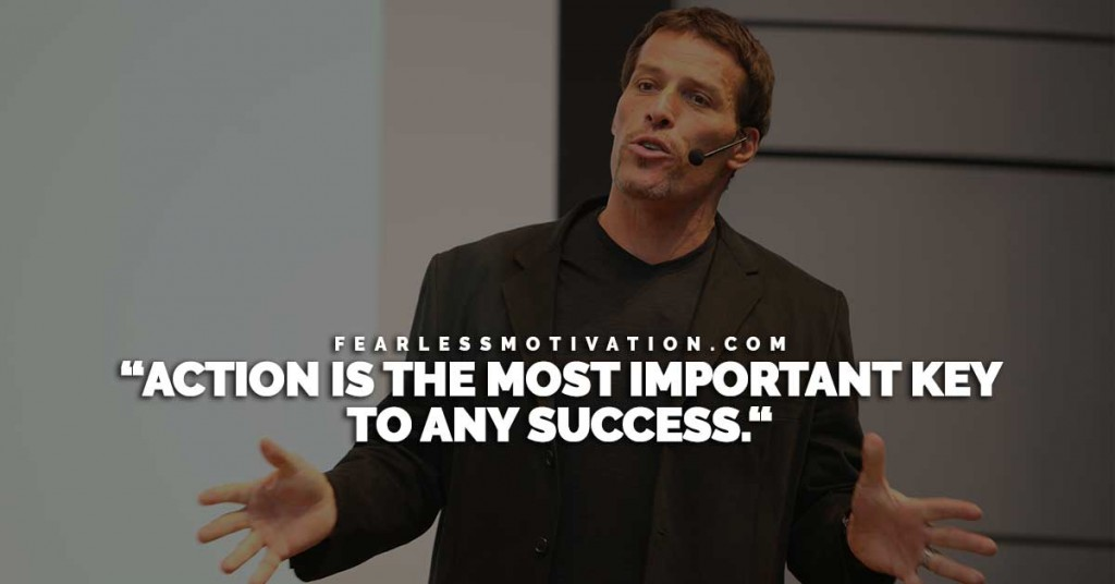 Tony Robbins Top 10 Rules for Success