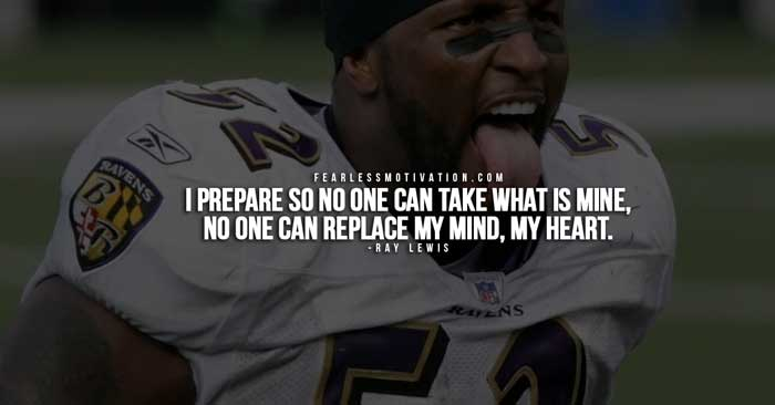 Inspiring Football Quotes Ray Lewis: 10 Of The Best Ray Lewis Quotes