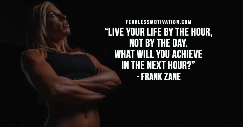 Citazioni di Frank Zane