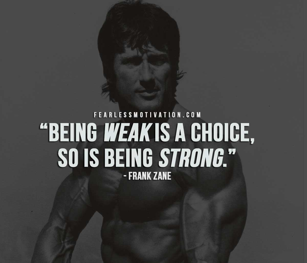Motivational Quotes For Sports Teams: 10 Inspirational Frank Zane Quotes
