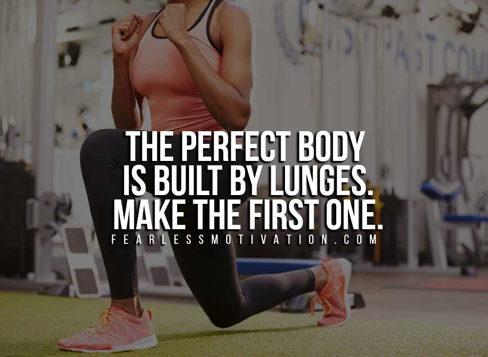 Home-Workout---The perfect body is built by lunges